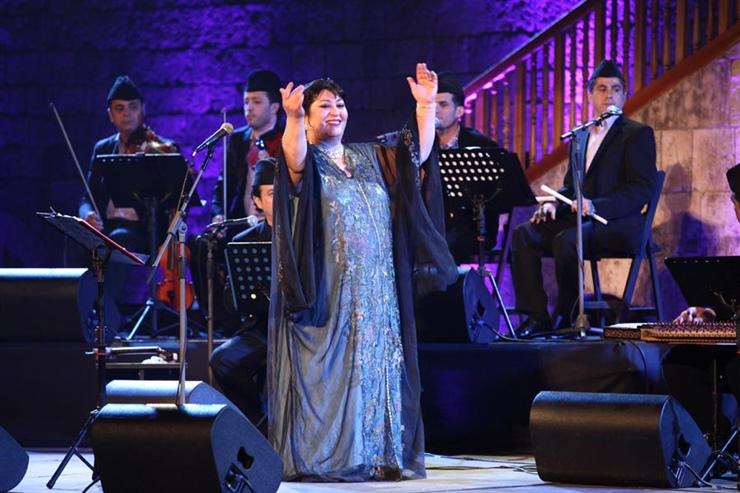 Farida Mohammed Ali, Maqam zang