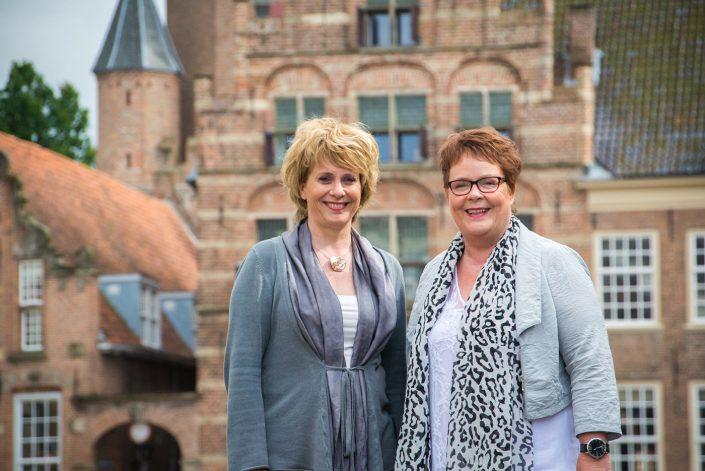 een initiatief van Johannette Zomer en Tineke Haveman